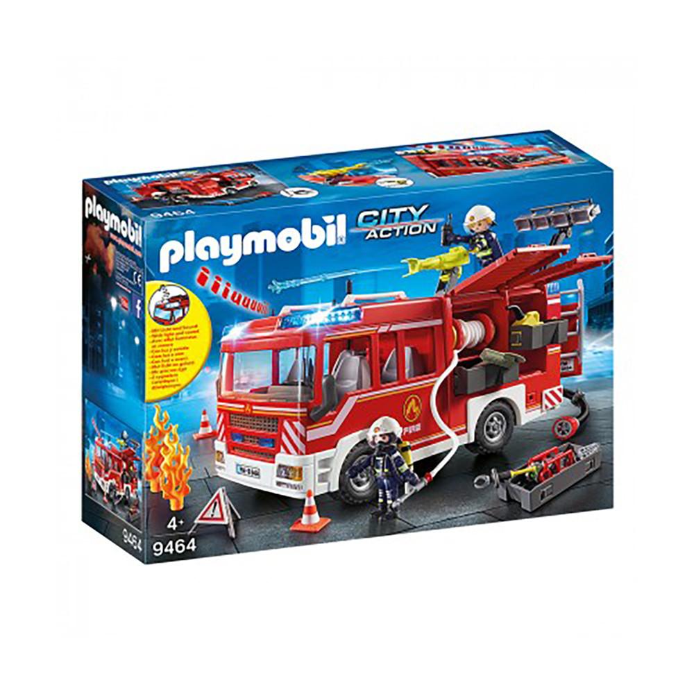 """Ігровий набір """"Пожежна машина"""" Playmobil (4008789094643)"""