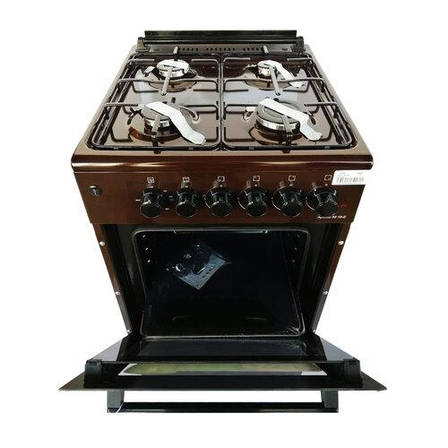 Плита комбинированная ARTEL Apetito 50 10-E brown (ГАЗ КОНТРОЛЬ), фото 2