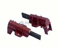 Щетка угольная (54S5009-06-04) в корпусе 1шт 4,0А 40W для двигателей Welling C00273898