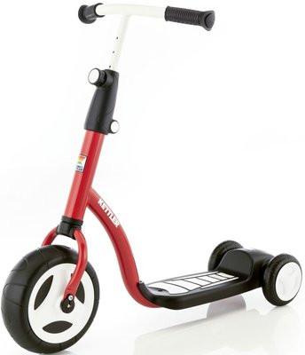 Самокат трехколесный Scooter красный Kettler T070150000
