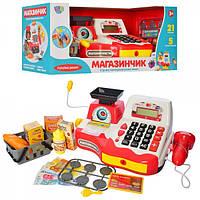 Детская игрушка Кассовый аппарат 7162-1 RU Т
