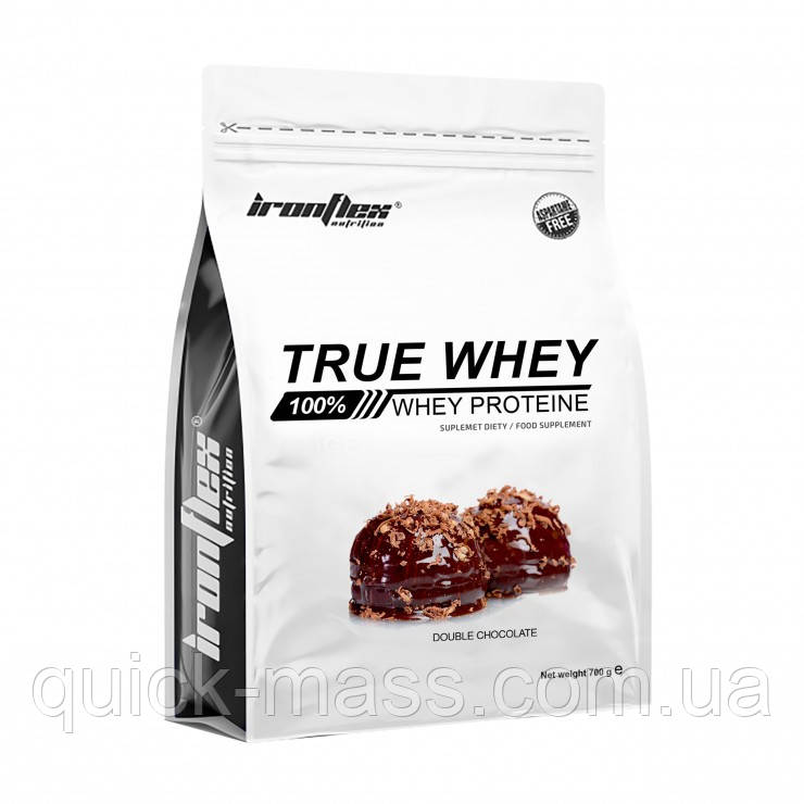 Протеин IronFlex True Whey 700g
