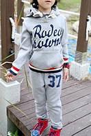 Детский спортивный костюм от 2 до 6 лет, фото 1