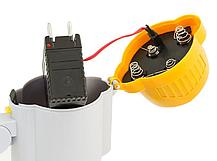 Ручной мегафон с складной ручкой и ремешком | Рупор | Громкоговоритель MEGAPHONE HW 8C, фото 3