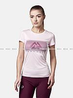 Женская футболка Peresvit Ladies Training T-Shirt Core Pale Pink