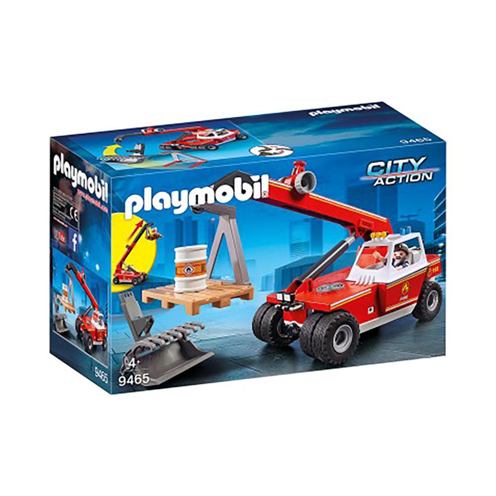 """Ігровий набір """"Пожежний кран"""" Playmobil (4008789094650)"""