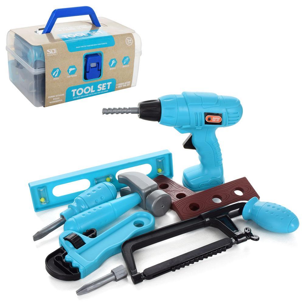 Набор инструментов 6607-1