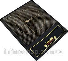 Настольная индукционная плита Domotec MS-5832, одноконфорочная электрическая варочная плита (TI)