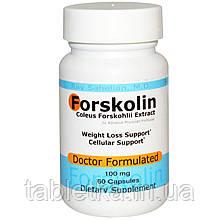 Advance Physician Formulas, Форсколин - экстракт корня колеус форсколии, 100 мг, 60 капсул