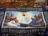Плащаница Пресвятой Богородицы (с предстоящими) 125*85см, фото 2