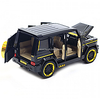 Іграшка машина Автопром модель Мерседес Бенц (Mercedes-Benz) 7688, фото 4