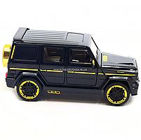 Іграшка машина Автопром модель Мерседес Бенц (Mercedes-Benz) 7688, фото 6