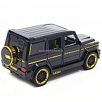 Іграшка машина Автопром модель Мерседес Бенц (Mercedes-Benz) 7688, фото 7
