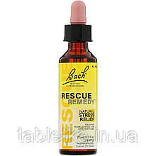 Bach, Original Flower Remedies, Rescue Remedy, Natural Stress Relief, 0.35 fl oz (10 ml)