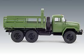 ЗиЛ-131. Сборная модель советского военного грузового автомобиля в масштабе 1/35. ICM 35515, фото 3