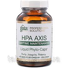 Gaia Herbs Professional Solutions, Средство для борьбы со стрессом из серии HPA Axis, для равновесия каждый