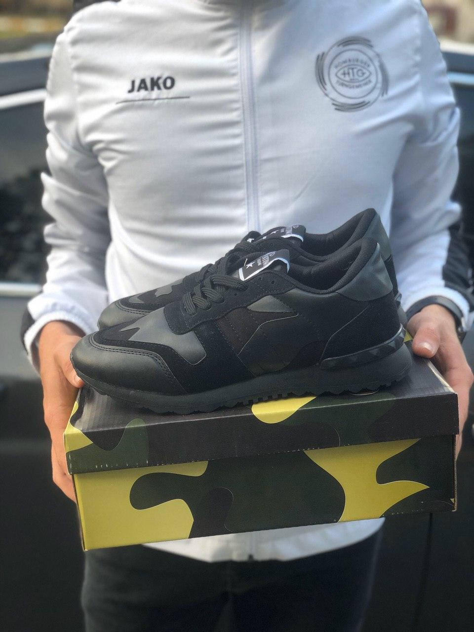Кросівки чоловічі Valentino