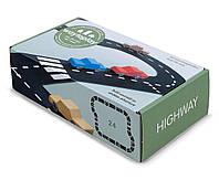 Гибкая автомобильная трасса Waytoplay Шоссе