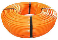 Электрический теплый пол тонкий кабель Woks-10 100 Вт 11м (двухжильный), фото 2
