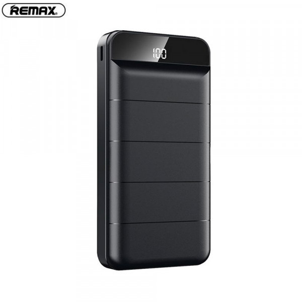 Power Bank Remax Leader RPP-139 10000 mAh (Черный)