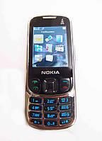 Мобильный телефон Nokia 6303 2Sim Silver Copy