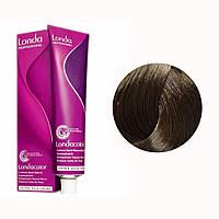 Краска для волос 6/07 Londa Professional Темный блондин натуральный коричневый 60 мл