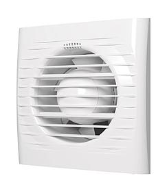 Вентилятор Эра OPTIMA 4 осевой вытяжной 150 х 100 мм (60-729)