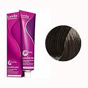 Краска для волос 4/07 Londa Professional Средне-коричневый натуральный коричневый 60 мл