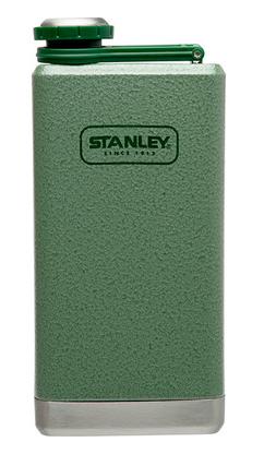 Фляга зелёная STANLEY 0,236 l Adventure ST-10-01564-017