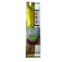 Японский зеленый чай «Генмайча 100», фото 1