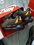 Чоловічі кросівки Nike Air Max 720-98 (хакі) 287TP, фото 2