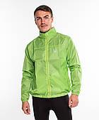Вітрівка чоловіча Rough Radical Flurry (original), з капюшоном, легка Водоотталкивающая куртка