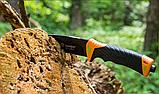 Нож выживания Ganzo (Orange) G8012, фото 8