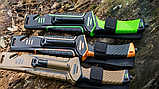Нож выживания Ganzo (green) G8012, фото 8
