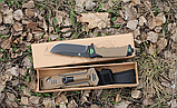 Нож выживания Ganzo (Coyote) G8012, фото 7