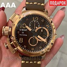 U-boat Italo Fontana Chimera Brown-Gold-Brown AAA