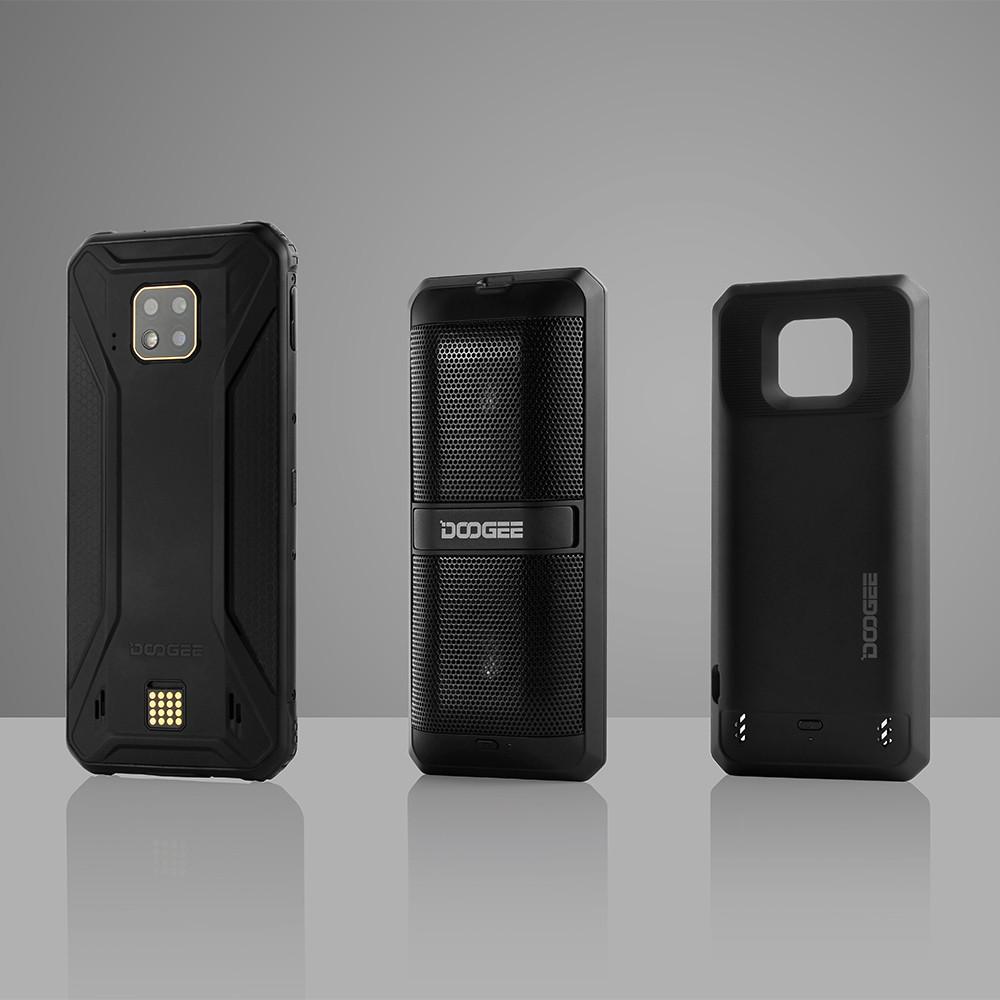 Doogee S95 Pro black SUPER VERSION
