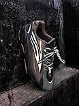 Мужские кроссовки Adidas yeezy 700 v2 Geode рефлективные 41-45р.Фото в живую (Реплика ААА+), фото 4
