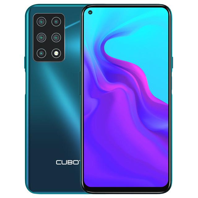 Cubot X30 6/128Gb green