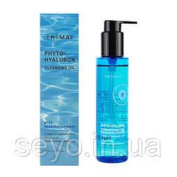 Гидрофильное масло с гиалуроновой кислотой Trimay Phyto-Hyaluron Cleansing Oil ph 5.5, 150 мл