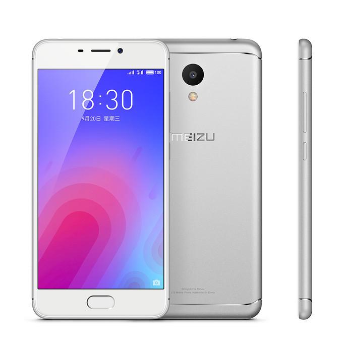 Meizu M6 M711H 2/16Gb silver Global Version