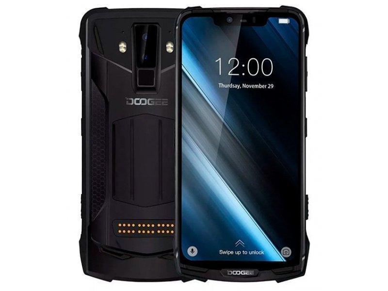 Doogee S90 black / power module 5000 mAh
