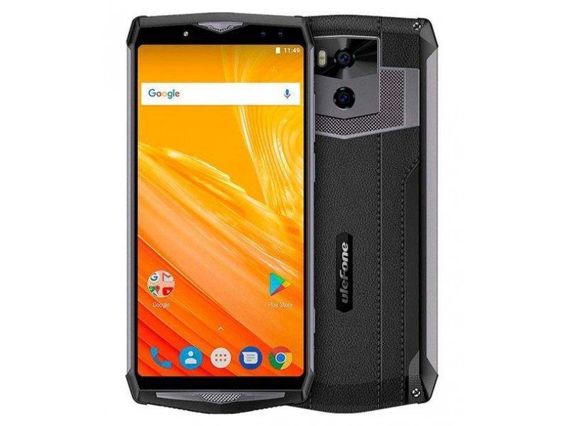 UleFone Power 5S black