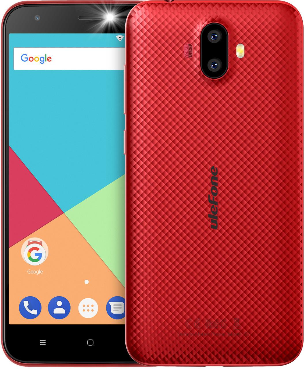 UleFone S7 1/8Gb red