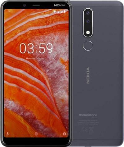 Nokia 3.1 Plus TA-1113 3/32Gb black