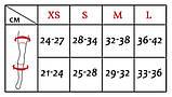 Наколенники защитные Tuloni модель KPS / Размер: M / Комплект 2 шт. / Цвет: Black, фото 3
