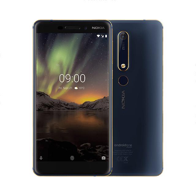 Nokia 6.1 TA-1043 3/32Gb blue