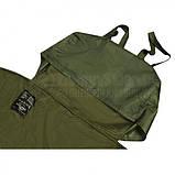 Cпальный мешок Mil-tec Pilot Olive (185х75 см) 14101001, фото 5