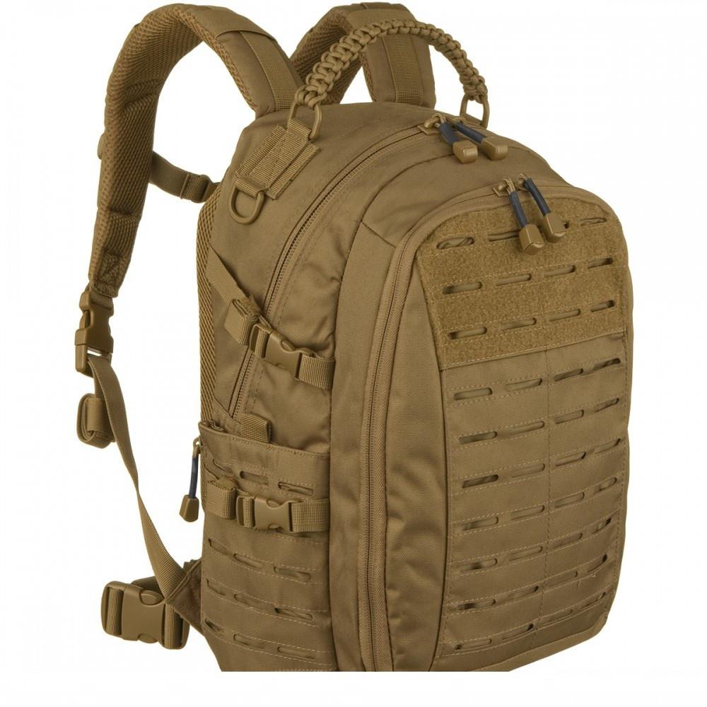 Тактический рюкзак Mil-Tec LASER CUT MISSION PACK SMALL Coyote 20 л. 14046019