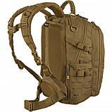 Тактический рюкзак Mil-Tec LASER CUT MISSION PACK SMALL Coyote 20 л. 14046019, фото 2